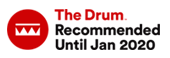 The Drum Recommended Agency until Jan 2020