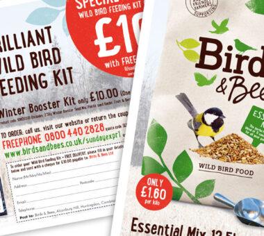 Birds & Bees Advertising