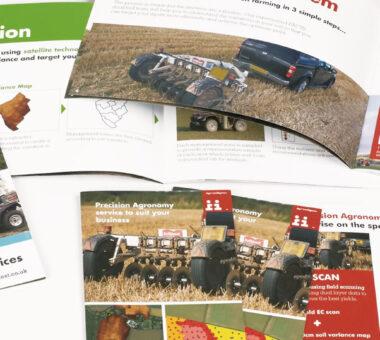 SoilQuest Brochure Design