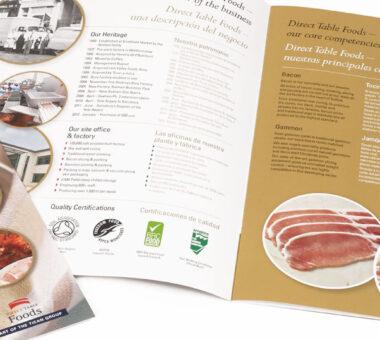 Spanish Brochure Design