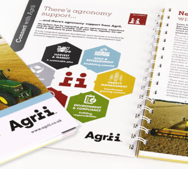 Agrii Master Seeds Yearbook 2016