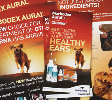 Norbrook Marbodex Aural marketing campaign