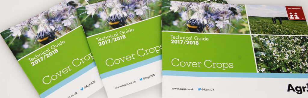 Agrii Cover crops technical brochure