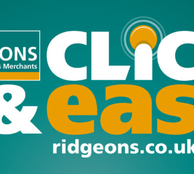 Ridgeons marketing campaign for eCommerce website launch