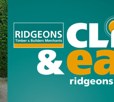 The Finishing Post Constructs Campaign for Builders Merchants Ridgeons