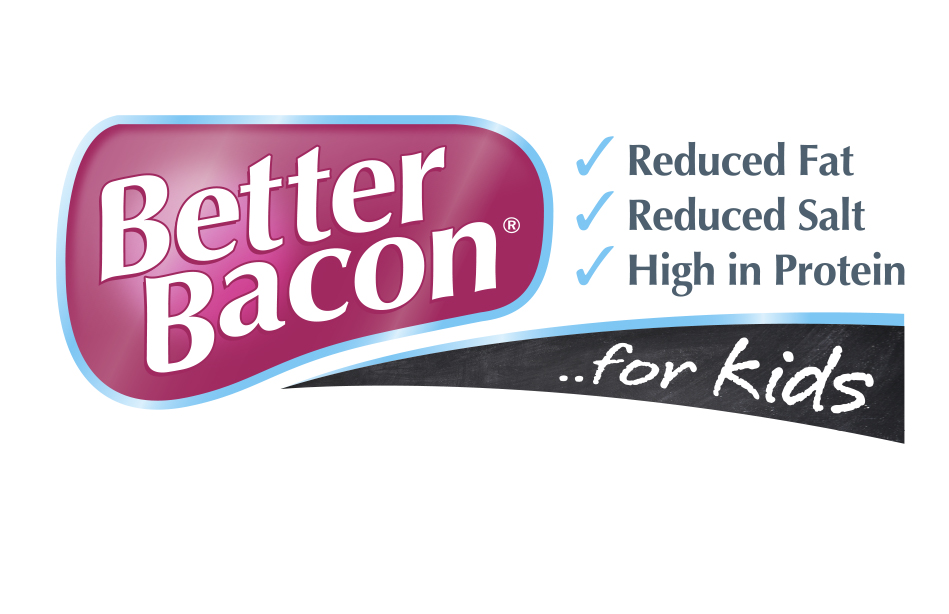 Direct Table 'Better Bacon' branding, advertising and literature