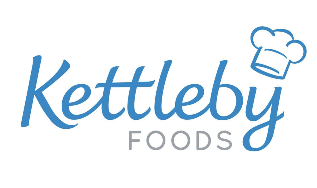 Kettleby Foods corporate identity redesign