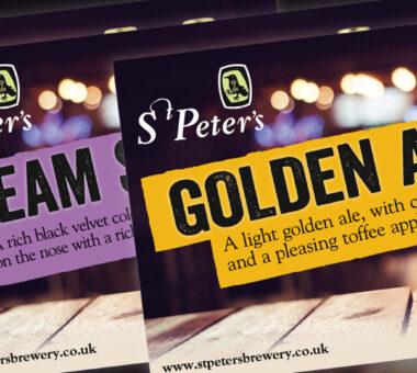 St Peter's Brewery Digital Marketing