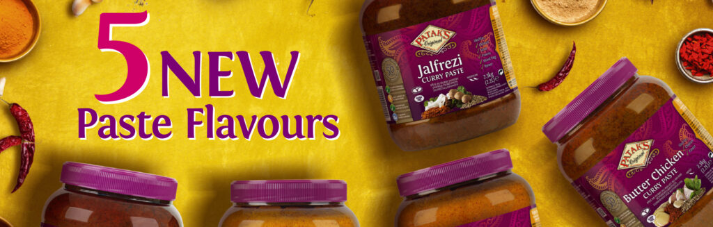 Westmill Patak's new flavours awareness campaign