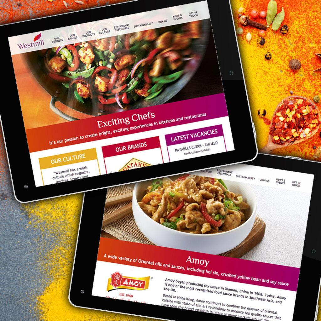 Westmill website refresh