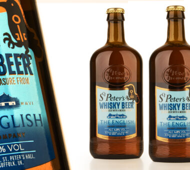 St Peter's Brewery Whisky Beer