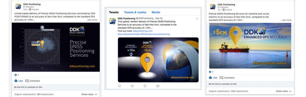 DDK Positioning digital marketing & social media