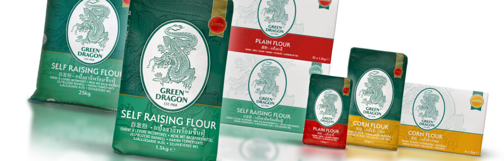 packaging design for ethnic food brand