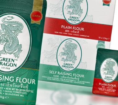 Westmill Green Dragon packaging design