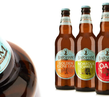 Barsham Brewery Branding and Packaging Design