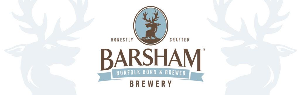 Barsham Brewery branding