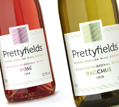Prettyfields Wine Label Designs