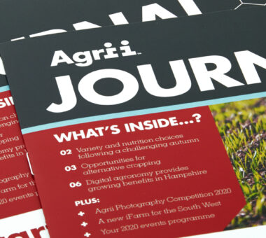 Agrii Journal Agronomy Newsletter