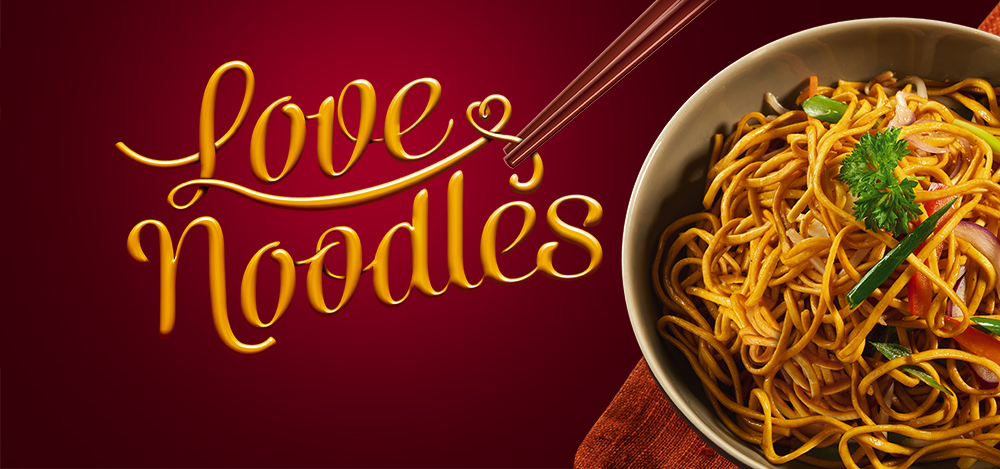 Lucky Boat Noodles customer awareness campaign