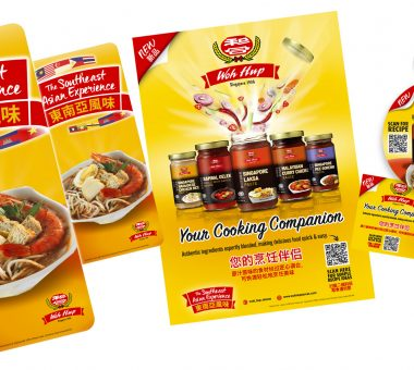Westmill Woh Hup Sauces launch marketing campaign